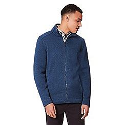 Regatta - Blue 'Branton' fleece sweater