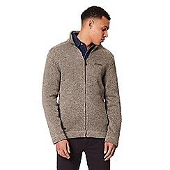 Regatta - Brown 'Branton' fleece sweater