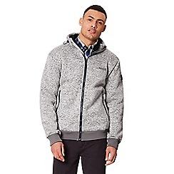 Regatta - Grey 'Wynton' bomber jacket
