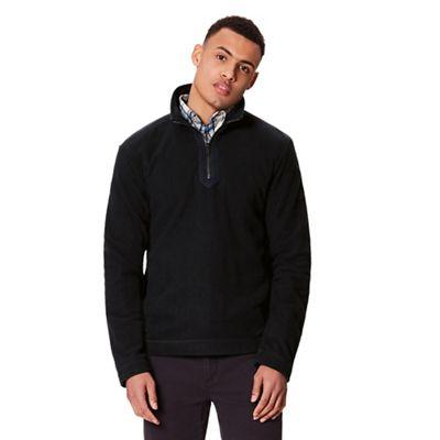 f9d278cc54 Regatta - Black  Elgon  fleece sweater