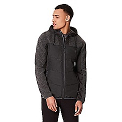Regatta - Black 'Pendan' hybrid jacket