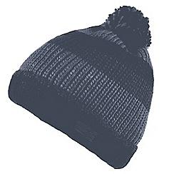 f9f3d05efd5 Regatta - Blue  Davion  bobble hat