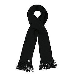 Regatta - Black 'Balton' knit scarf