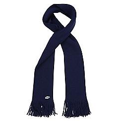 Regatta - Blue 'Balton' knit scarf