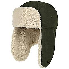 Regatta - Green 'halian trapper' hat