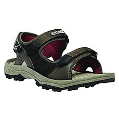 Regatta - Grey 'Terrarock' sandals