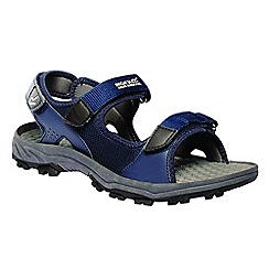 Regatta - Blue 'Terrarock' sandals