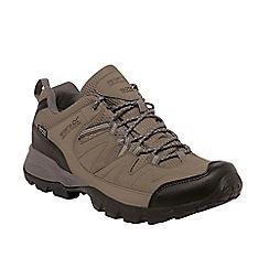Regatta - Walnut holcombe walking shoe