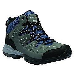 Regatta - Green 'Holcombe' walking boots