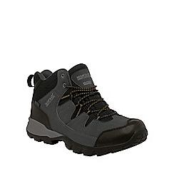 Regatta - Grey holcombe walking boot
