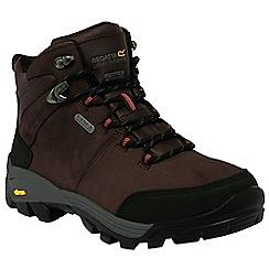 Regatta - Brown Asheland hiking boot