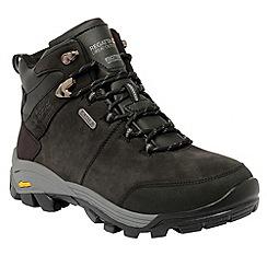 Regatta - Black Asheland hiking boot