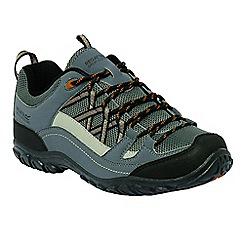 Regatta - Grey Edgepoint low walking shoe