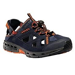 Regatta - Blue 'Ripcord' sandals