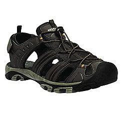 Regatta - Brown 'Westshore' sandals