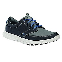 Regatta - Blue 'Marine' shoes
