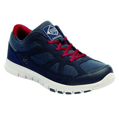 Regatta - Navy varane sport shoes