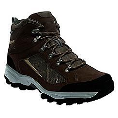 Regatta - Brown clydebank boots