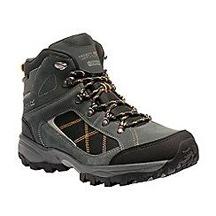 Regatta - Grey 'Clydebank' hiking boot