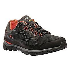 Regatta - Brown 'Kota' walking shoes