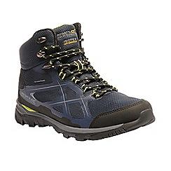 Regatta - Blue 'Kota' walking boot