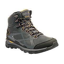 Regatta - Grey 'Kota' walking boots