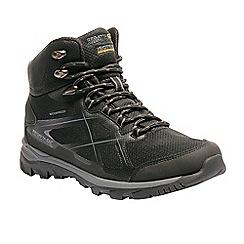 Regatta - Black 'Kota' walking boot