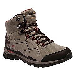 Regatta - Green 'Kota' walking boots