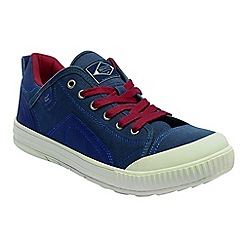 Regatta - Navy turnpike shoes