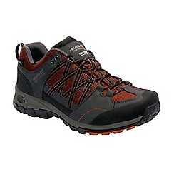 Regatta - Orange samaris low shoes