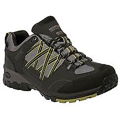Regatta - Brown Samaris hiking shoe