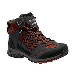 Regatta - Orange samaris mid boots