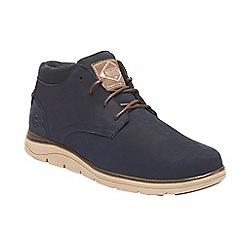 Regatta - Blue 'Brock Hurst' walking boots