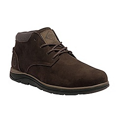 Regatta - Brown 'Brockhurst' walking boot