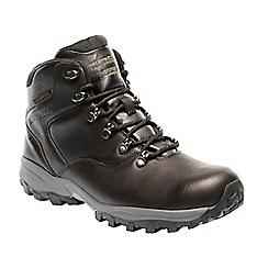 Regatta - Brown bainsford boots