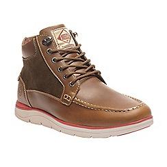 Regatta - Brown 'Dens haw' leather boots