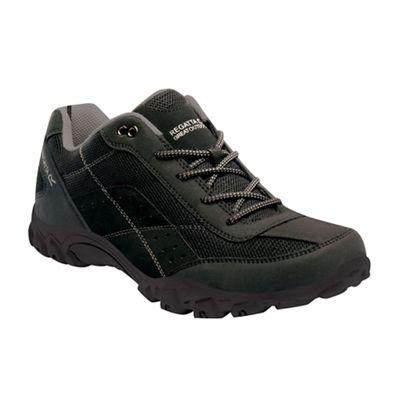 Regatta - Black stonegate low shoes