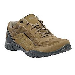 Regatta - Brown 'Stonegate' walking shoes