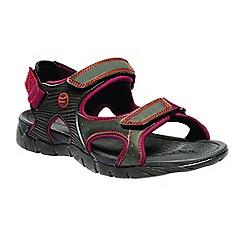 Regatta - Grey 'Rafta' sport sandals