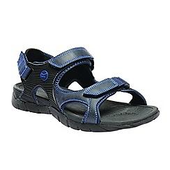 Regatta - Blue 'Rafta' sport sandals