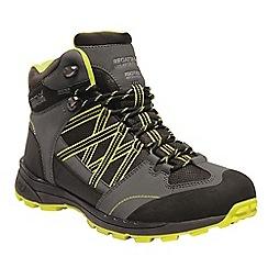 Regatta - Green 'Samaris' walking boots