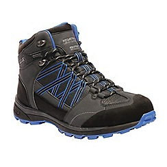 Regatta - Grey 'Samaris' walking boots