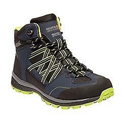 Regatta - Blue 'Samaris' walking boots