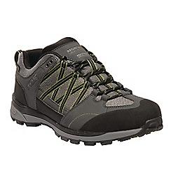 Regatta - Grey 'Samaris' walking shoes
