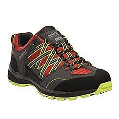 Regatta - Red 'Samaris' walking shoes