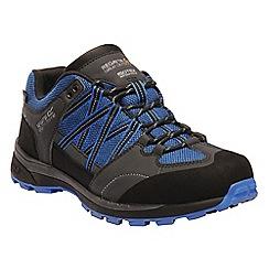 Regatta - Blue 'Samaris' walking shoes