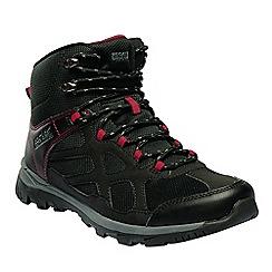 Regatta - Green 'kota crux' walking boots