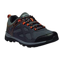 Regatta - Grey 'kota crux' low walking shoes