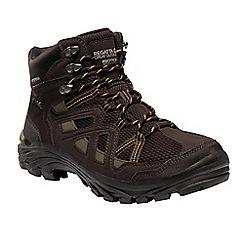 Regatta - Brown 'Burrell' walking boots