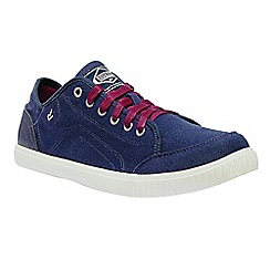 Regatta - Blue turnpike lite shoes